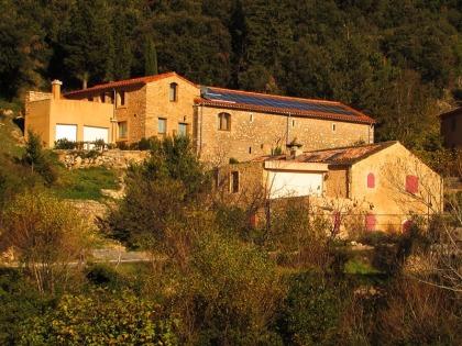 1.2 rehabilitation d'un domaine agricole en habitations de vacances Rénovation complète des constructions anciennes a