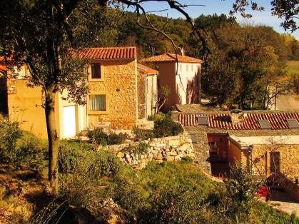 1 rehabilitation d'un domaine agricole en habitations de vacances a