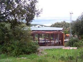 Construction de l'extension qui contrevente l'ensemble