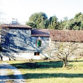 Etat de la façade Est avant travaux