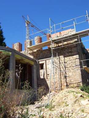 Réhabilitation par surrélévation et extension sur un ancien logement ouvrier